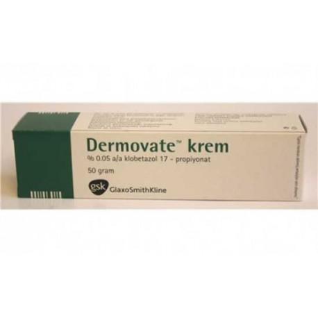 Dermovate Cream 50 G % 0,05