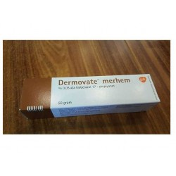 Dermovate Ointment 50 G % 0,05