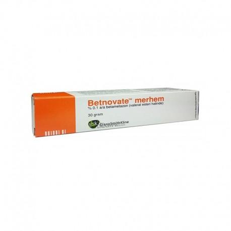 Betnovate Ointment 0.1% 30 g Betamethasone Valerate