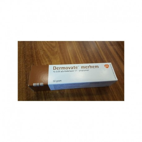 Dermovate Ointment % 0,05 50 Gr