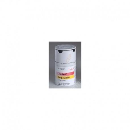 Clopixol 2 Mg 50 Tablets ingredient Zuclopenthixole